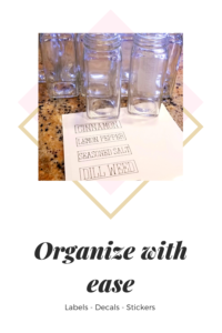 Organize with ease Easy Personal gifts you can make in minutes with Cricut Joy