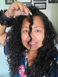 Curly Girl Journey